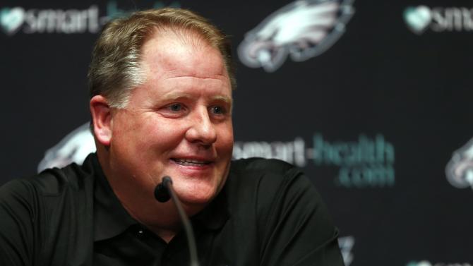 Philadelphia Eagles Introduce Chip Kelly