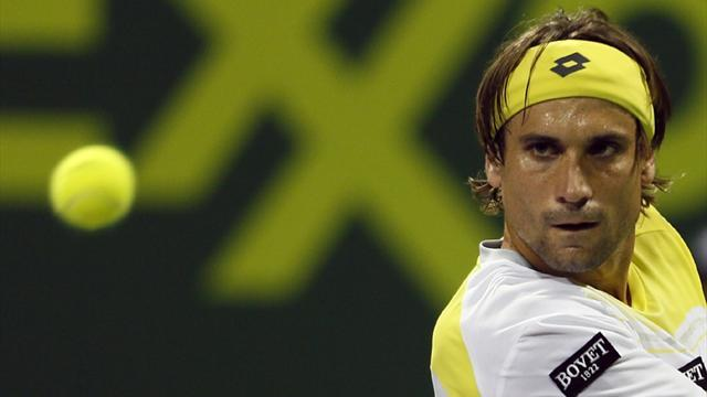 Tennis - Ferrer downs Nalbandian in Argentina