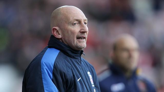 Football - Holloway ready for derby clash