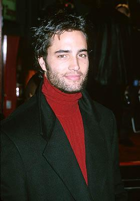 Soap star Victor Webster at the Hollywood premiere of Warner Brothers' Miss Congeniality