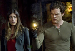 Jennifer Carpenter, Michael C. Hall  | Photo Credits: Randy Tepper/Showtime
