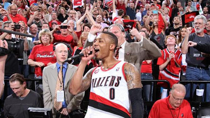 Lillard's 3 clinches series win for Portland