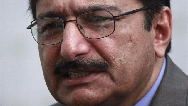 Cricket - Ashraf reinstated as Pakistan Cricket Board chairman