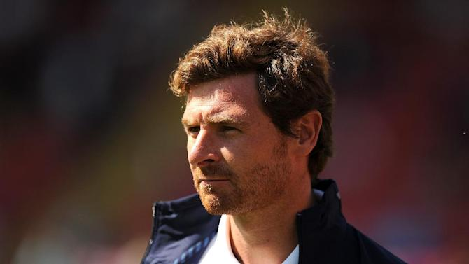 Andre Villas-Boas is confident he has enough attacking options at his disposal