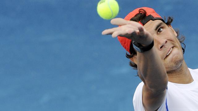 Tennis - Nadal keeping expectations low before Chile comeback