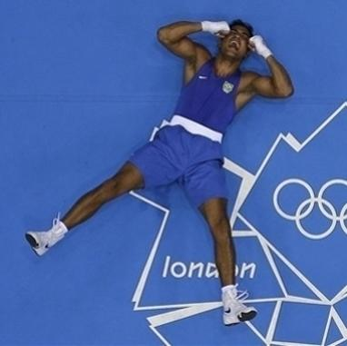 Stalker, La Cruz stunned at Olympic boxing The Associated Press Getty Images Getty Images Getty Images Getty Images Getty Images Getty Images Getty Images Getty Images Getty Images Getty Images Getty