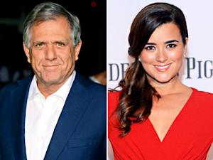 "Les Moonves: Cote de Pablo Decided to Leave NCIS After Being Offered ""a Lot of Money"""