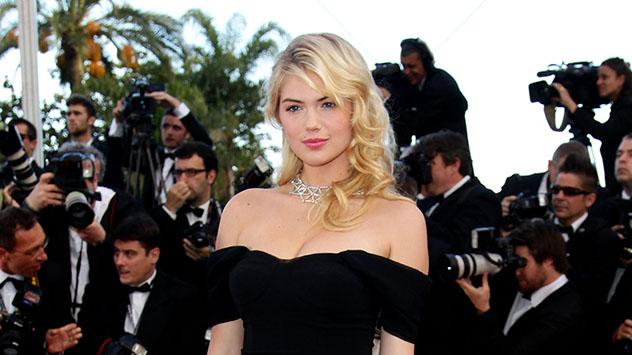 """On The Road"" Premiere - 65th Annual Cannes Film Festival: Kate Upton"