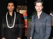 Karan Johar hasn't finalised Hrithik Roshan for his next