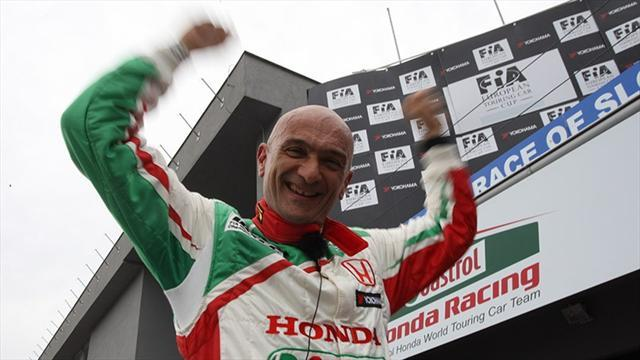 WTCC - 30 extra kilos for Honda Civic in Hungary