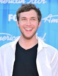 Phillip Phillips arrives at FOX's 'American Idol 2012' Finale Results Show at Nokia Theatre L.A. Live on May 23, 2012 -- Getty Images