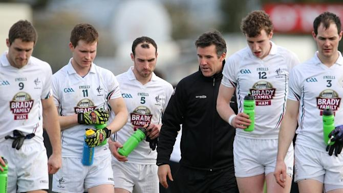 Here's the Kildare team that takes on Dublin tomorrow night