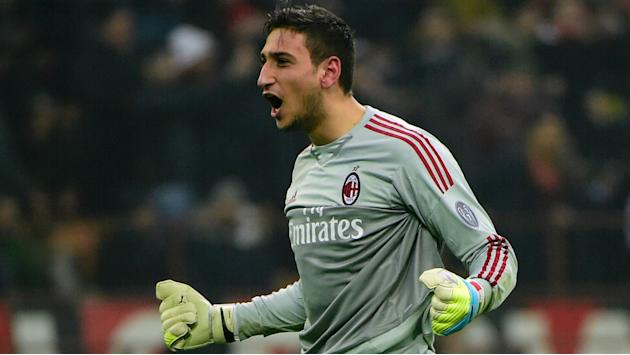 Donnarumma dreaming of Milan captaincy as he eyes long-term stay