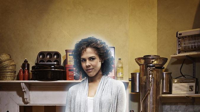 "Lenora Crichlow stars as Annie in ""Being Human."""