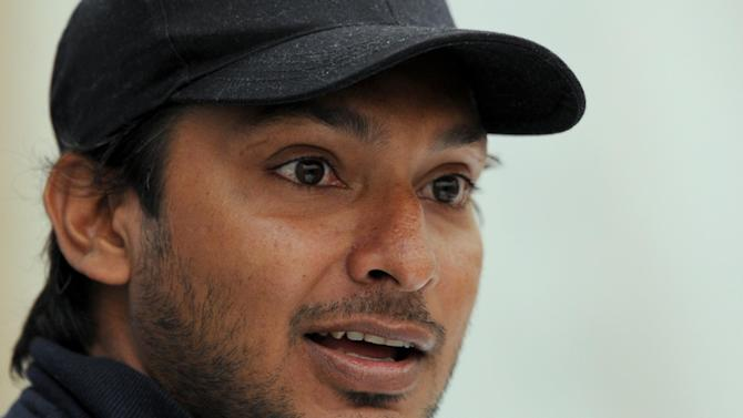 Sri Lanka's Kumar Sangakkara picked up three ICC awards