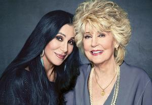 Cher, Georgia Holt | Photo Credits: Michael Lavine/Lifetime