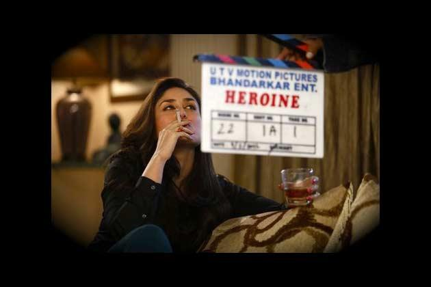 Kareena as Heroine