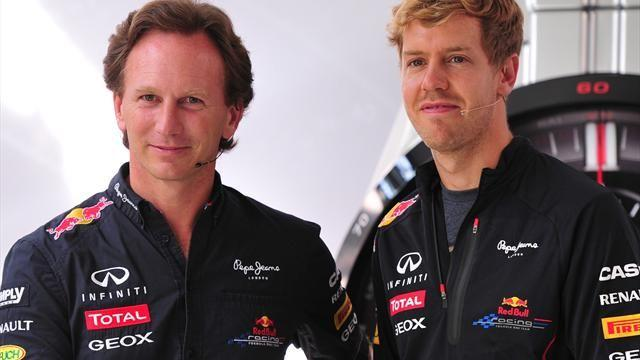 Formula 1 - Red Bull warn rivals over Vettel's 'big step'