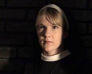Eye on Emmy: Horror Story: Asylum's Lily Rabe Reveals How She Became a Heavenly Hellraiser