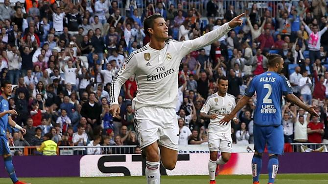 Liga - Paper Round: PSG make £88 million Cristiano Ronaldo bid