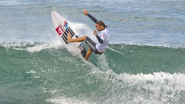 Surfing - Young guns shine in Breaka Burleigh Pro