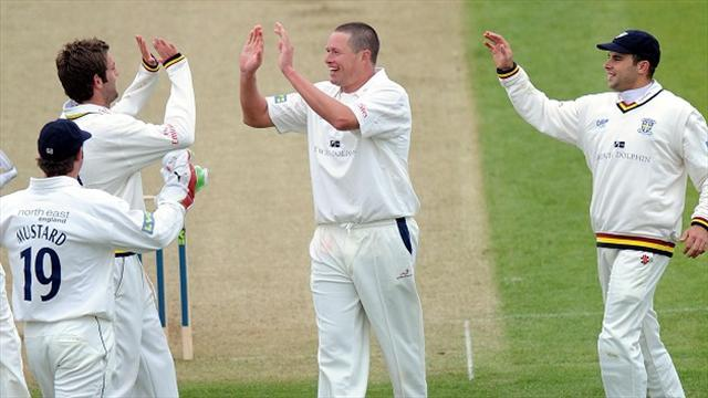 County - Claydon makes Kent loan switch