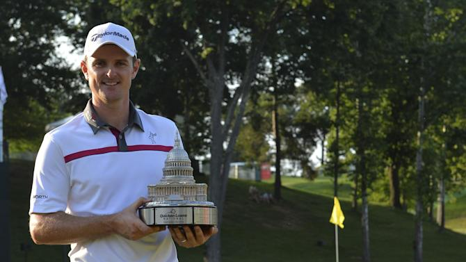 Golf - Justin Rose wins play-off for sixth US Tour win