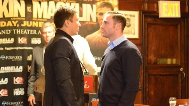 Boxing - Macklin: 'I'm the more proven entity'