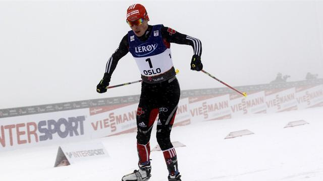 Nordic Combined - Frenzel's consistency rewarded in Seefeld