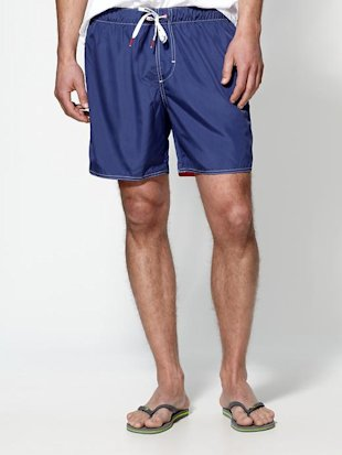 Diesel medium fit swim trunks