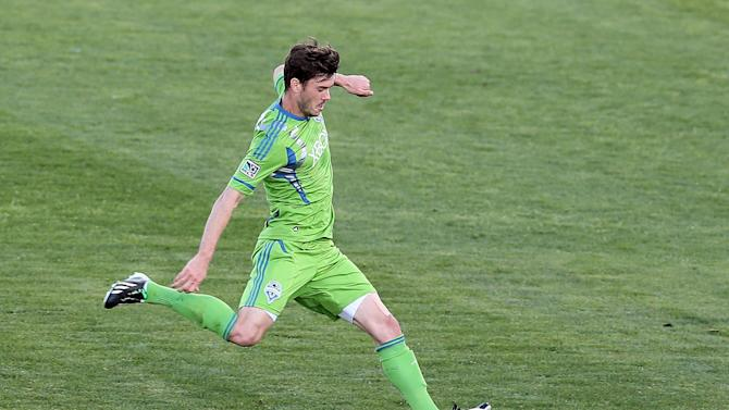 Seattle Sounders v New England Revolution – FC Tucson Desert Diamond Cup