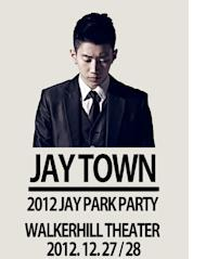 Jay Park hosting a special year-end party 'JAY TOWN'