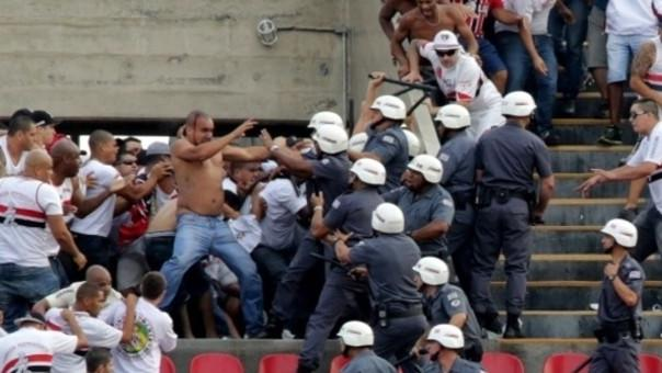 Brazil – Violence, football hooliganism and fragmented justice system