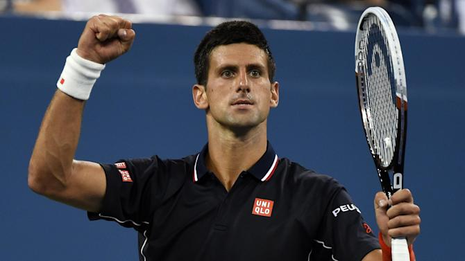 US Open - Djokovic downs Murray to reach last four