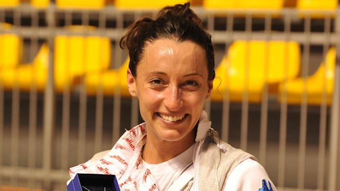 Fencing - Di Francisca and Chamley-Watson light up Shanghai