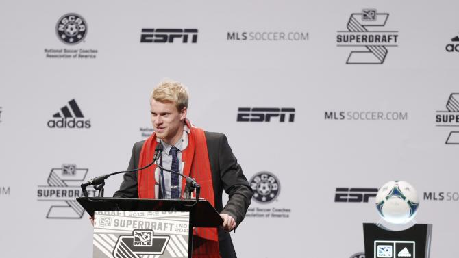 2013 MLS SuperDraft Presented By Adidas