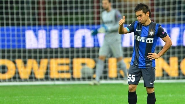 World Cup - Fit-again Nagatomo ready to return for Japan