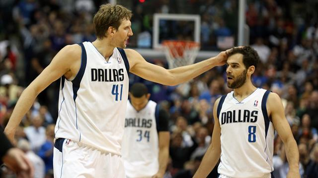 Basketball - Vintage Nowitzki makes Thunder pay