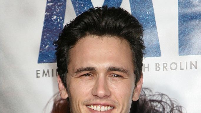Milk San Francisco Premiere 2008 James Franco