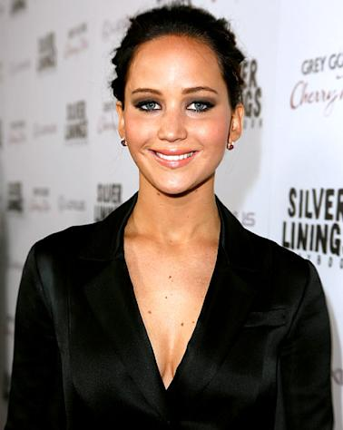 Jennifer Lawrence Will Spend Christmas Shooting Clay Pigeons
