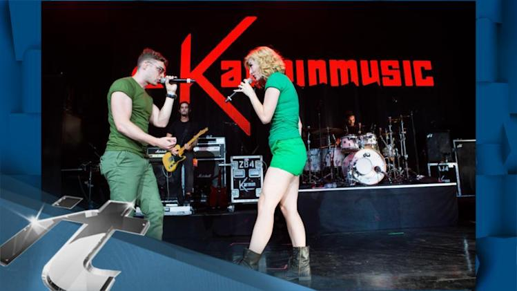 Music Minute News Pop: Karmin Gives It To Us Acapella
