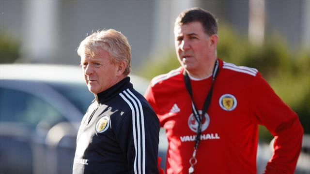 Football - McGhee sympathises with clubs