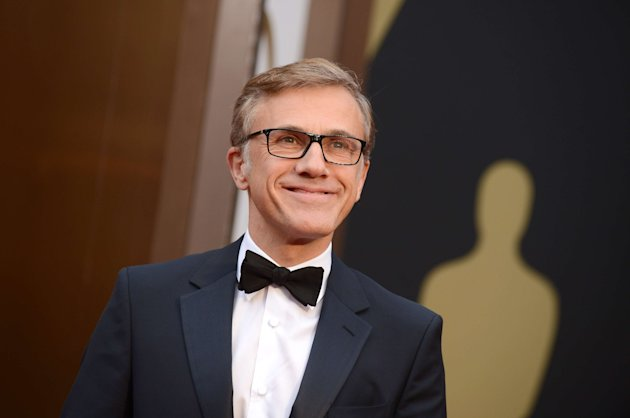 Lincoln Leads Oscars With 12 Nominations moreover Oscars 2013 Winners And Losers In also Christopher Waltz Jouera Le Mechant De likewise  on christophe waltz oscars 2014