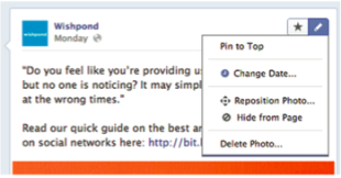 Facebook Posting Options   Beginners Guide image Screen shot 2013 01 31 at 1.58.24 PM