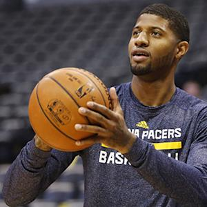Possible return of Pacers' Paul George