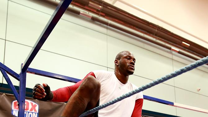 Boxing Media Workouts