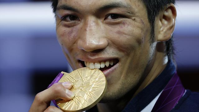 Boxing - Olympic gold medallist Murata to turn professional