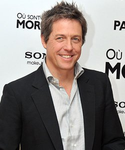 Hugh Grant Dominique Charriau
