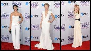 People's Choice Awards: Stars Are White Hot on the Red Carpet