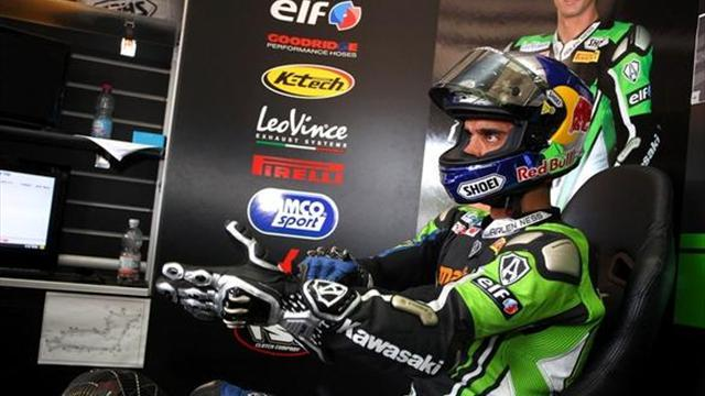 Superbikes - Moscow Supersport: Sofuoglu bags pole